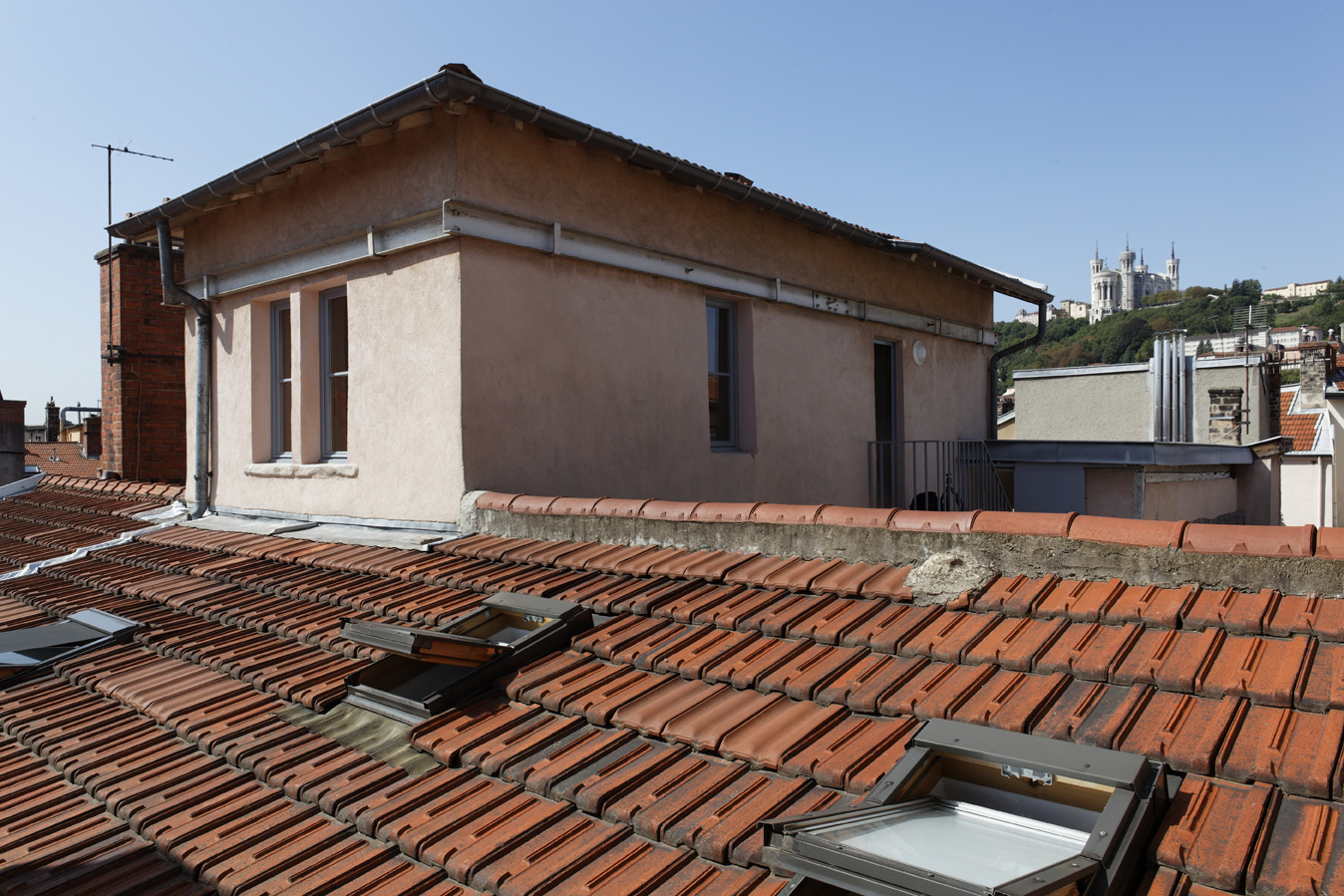 Chambre d h tes lyon avec enfants les toits de lyon for Chambre d hotes lyon