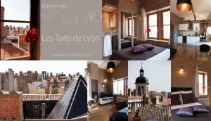 Gite dans le centre de Lyon