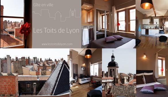 Chambre d\'hôtes à Lyon | Chambres d\'hôtes avec vue sur tout Lyon