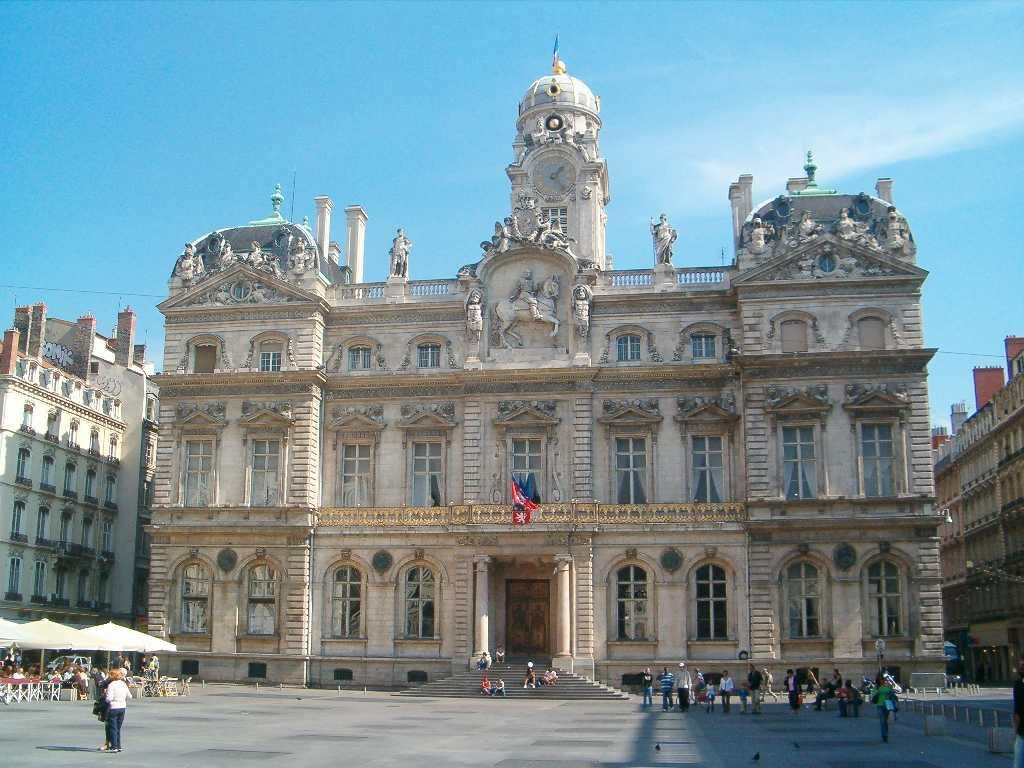 Hotel Dans Le Centre De Lyon