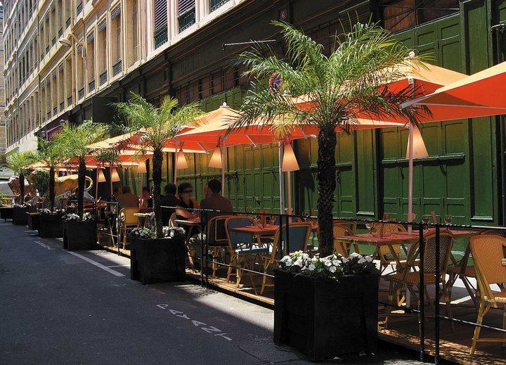 O Manger En Terrasse Lyon Les Toits De Lyon G Te