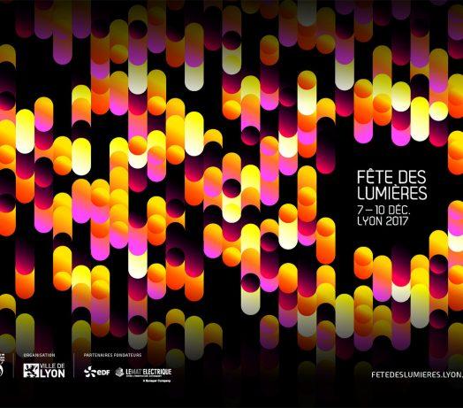fête des lumières Lyon 2017