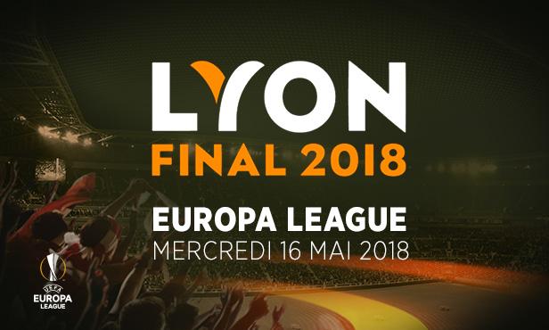 finale UEFA Europa Lyon